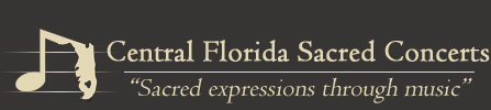 Information regarding central Floridia sacred music concerts