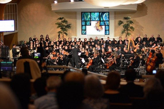 Fount of Blessing Concert