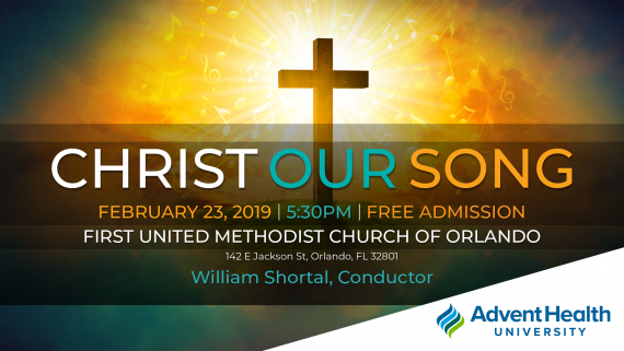 """Christ Our Song"" Concert a Success"